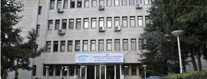 SGK Pendik Sosyal Güvenlik Merkezi is one of Posti che sono piaciuti a H.