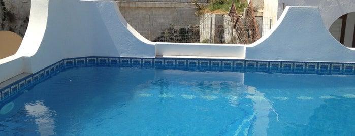 Sea of Aegeon Hotel is one of Locais curtidos por Pumky.