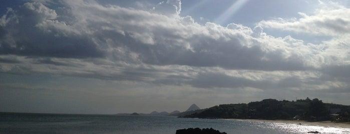 Praia da Areia Preta is one of Lucas'ın Beğendiği Mekanlar.