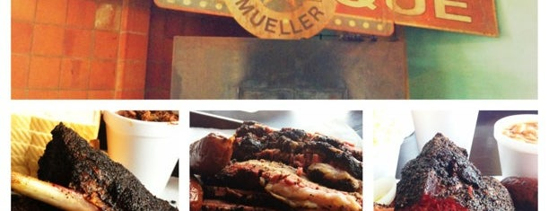 Louie Mueller Barbecue is one of BBQ.