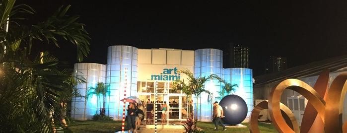 Art Miami is one of Miami.