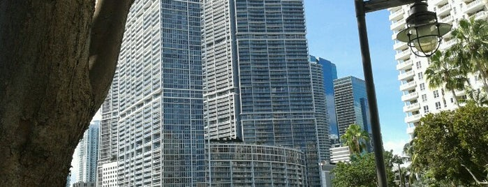 Downtown Miami is one of Best of USA (except NY).