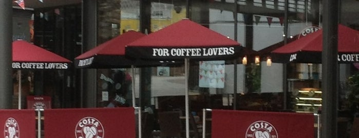 Costa Coffee is one of Simon : понравившиеся места.