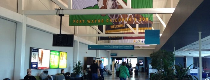 Fort Wayne International Airport (FWA) is one of Airports been to.