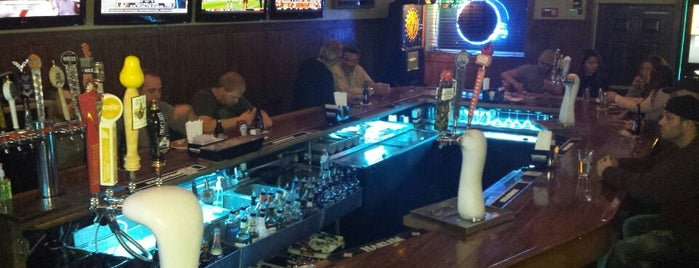 Rockafella's Sports Bar & Grill is one of Been.