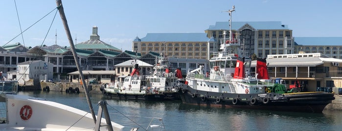 Victoria Wharf is one of South africa.