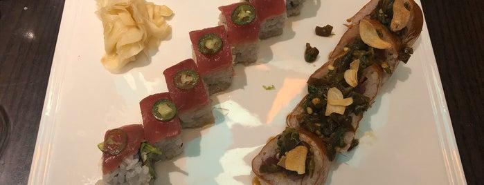 Blue Sushi Sake Grill is one of Vegetarian Kansas City.