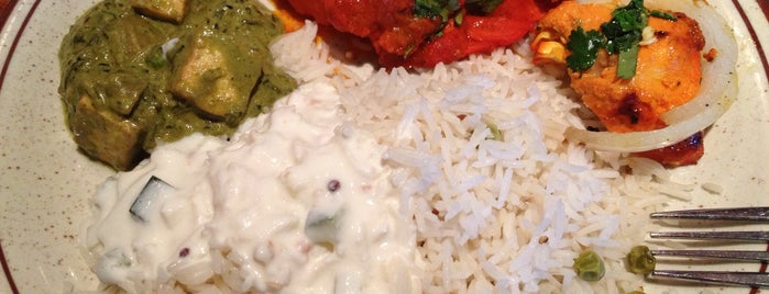 Ruchi Indian Cuisine is one of KC Restaurants.