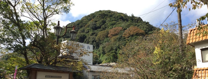 箱根湯本 ホテル河鹿荘 is one of Locais curtidos por Felipe.