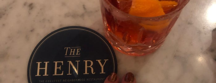 The Henry is one of LA.