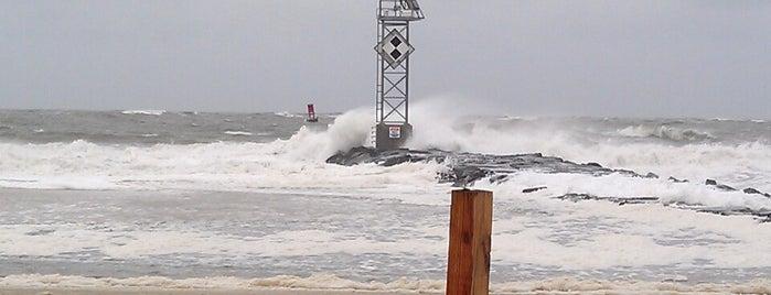 Ocean City Inlet is one of Delmarva - Eastern Shore.