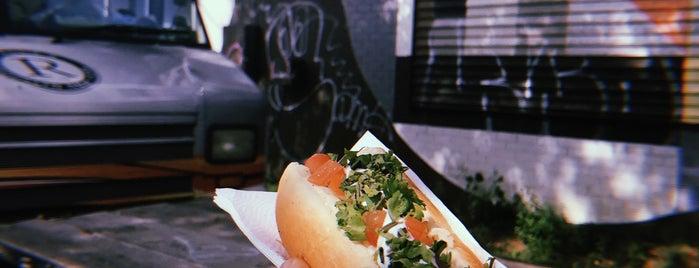 Rosie's Hot Dog Truck is one of Bushwick.