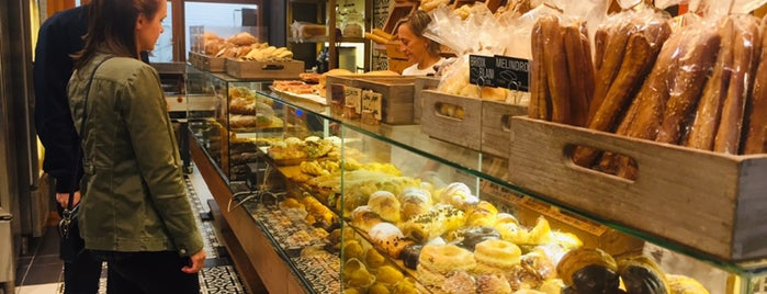 Forn Boix is one of Best bakery in BCN.