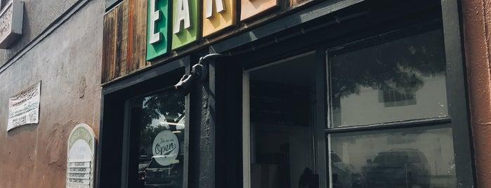 Earl Sandwich is one of HNL.