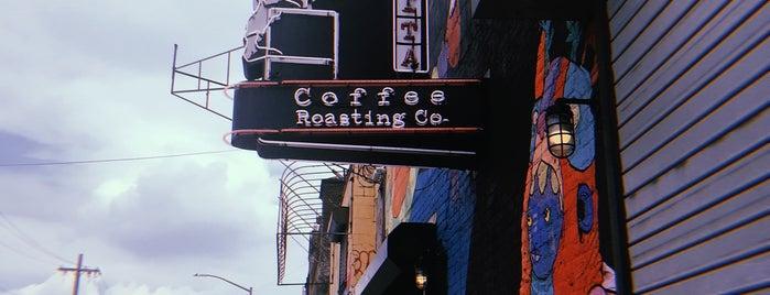 Caffe Vita is one of Bushwick.