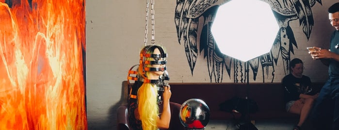 Superchief Gallery is one of Tempat yang Disukai Geraldine  🤡😻😆💋👋.