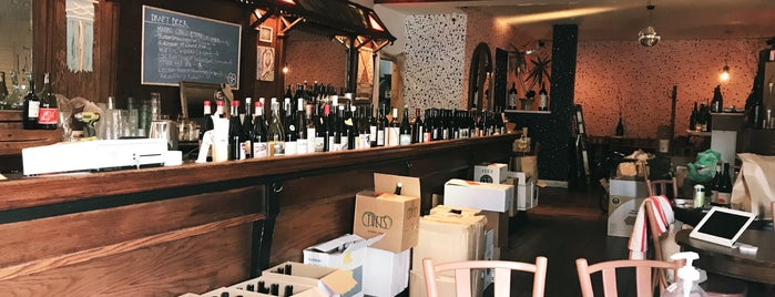 Petra is one of Wine Bar.