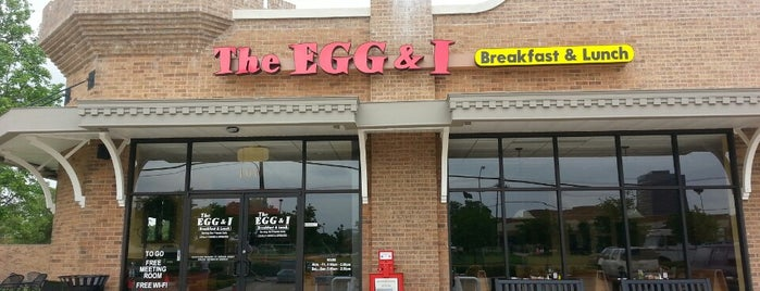 The Egg & I Restaurants is one of Places To Eat At.