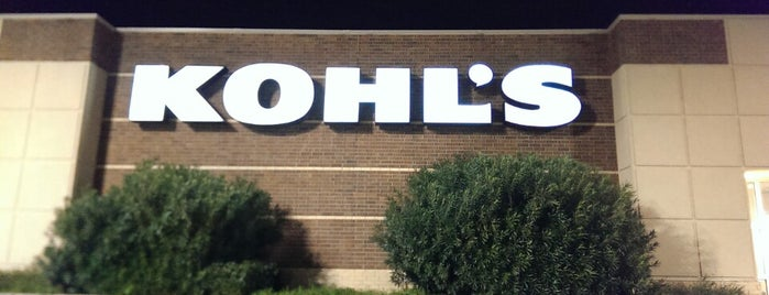 Kohl's is one of Russ's Liked Places.