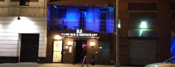 Piano Due Restaurant is one of Lieux sauvegardés par Rob.