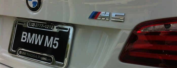 Automoviles de Baviera NAOSA Premium is one of Lieux sauvegardés par 幸せな.