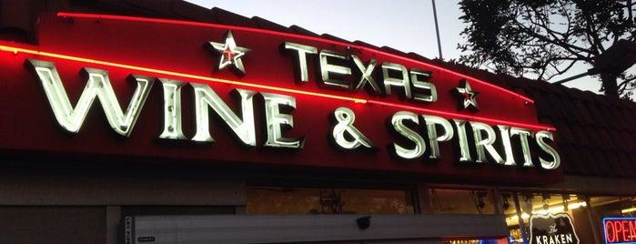 Texas Wine & Spirits is one of Beer Shops San Diego.