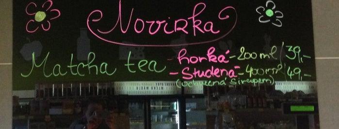Sklizeno is one of Kde si pochutnáte na kávě doubleshot?.