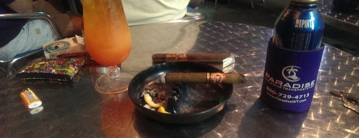 Ricky P's Orleans Bistro is one of Cigar Friendly Tampa Bay.