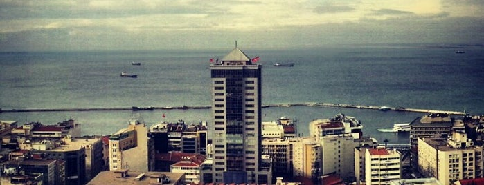 Hilton Izmir is one of İzmir İzmir.