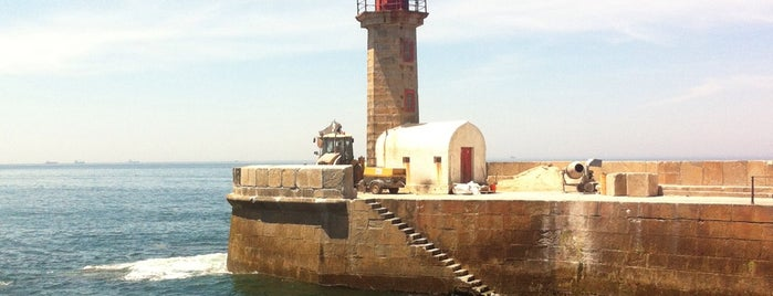 Farol de Felgueiras is one of Porto.