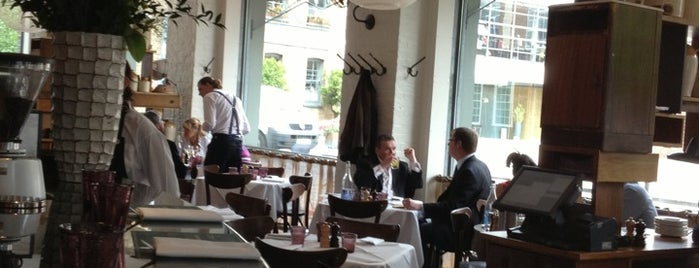 Bistrot Bruno Loubet is one of Les resto bons et cool.