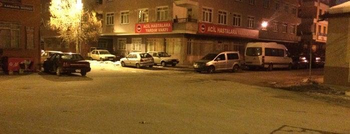 Araplar İğdeli Camii is one of Konya Karatay Mescit ve Camileri.