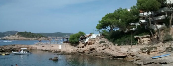 Cala es Conills / Cala Molins is one of Peter 님이 좋아한 장소.