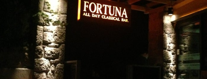 Fortuna is one of Greece.