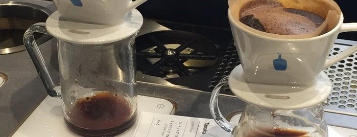 Blue Bottle Coffee is one of Tokyo Coffee (東京都コーヒー).