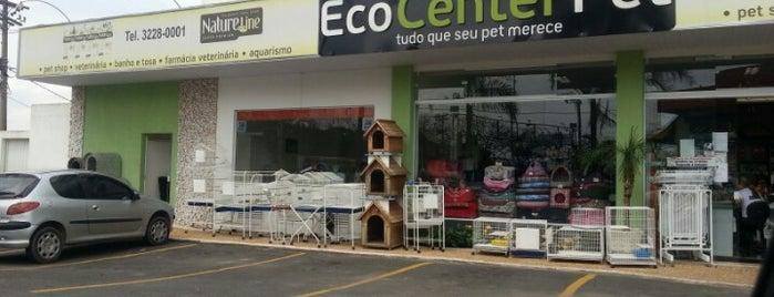 Eco Center Pet is one of Locais curtidos por Geovanna.