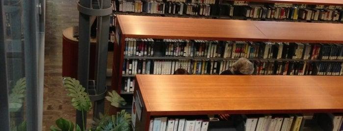 Alameda Free Library Main Branch is one of Pierre'nin Kaydettiği Mekanlar.