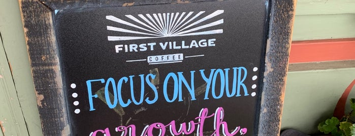 First Village Coffee is one of Daytrips from NY.