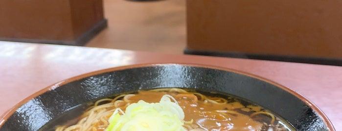 生蕎麦 亀よし is one of Locais salvos de Hide.