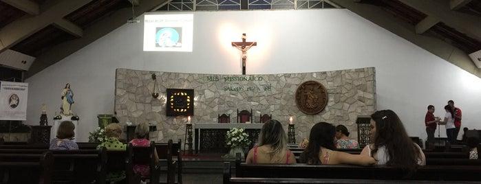 Igreja Nossa Senhora da Piedade is one of Orte, die Warley gefallen.