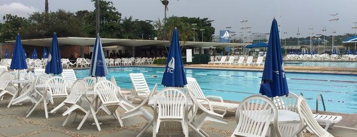 Piscina Semi-olímpica Niemeyer is one of Lugares favoritos de Warley.