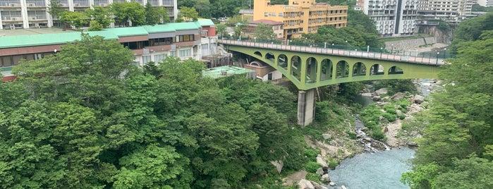 鬼怒川温泉郷 is one of 行きたい温泉.