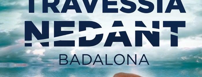 club natació badalona is one of Top Badalona.