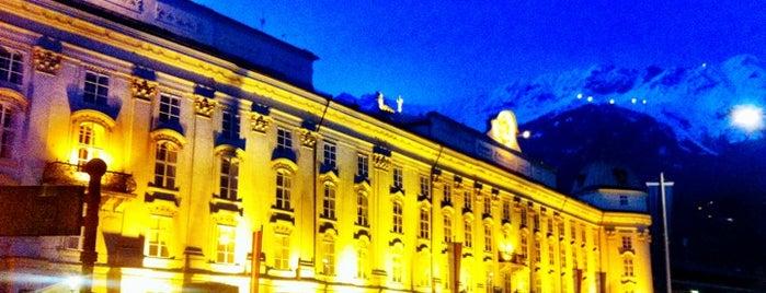 Hofburg Innsbruck is one of Trips / Achensee.