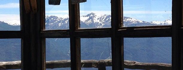 Refugio Cerro Piltriquitrón is one of Patagonia (AR).