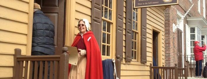 James Craig Jeweller at Colonial Williamsburg is one of Colonial Williamsburg.