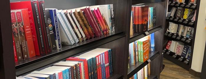 Amazon Books is one of NYC.