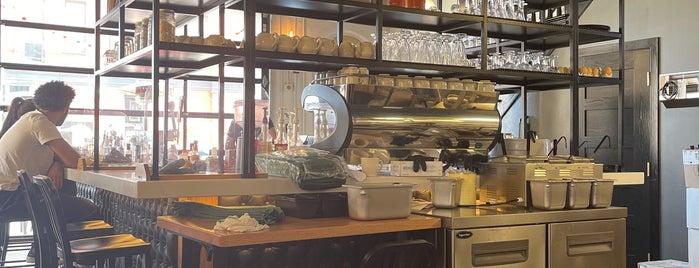 Hope Breakfast Bar is one of Posti salvati di Rachel.