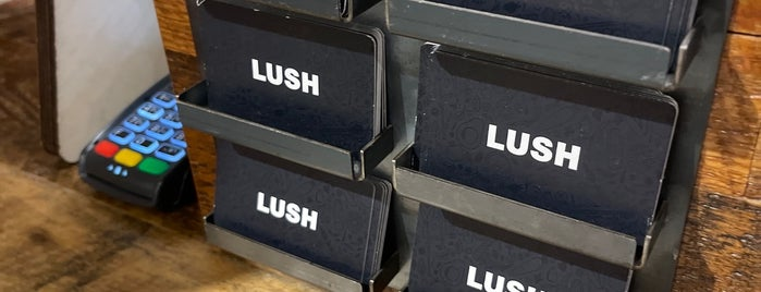 Lush is one of NYC - Holidays.