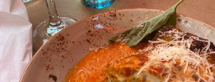 Giardino 54 is one of Dinner.